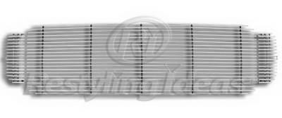 Restyling Ideas - Ford Superduty Restyling Ideas Grille Insert - 72-BG-9584