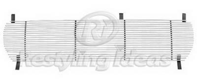 Restyling Ideas - GMC Sierra Restyling Ideas Grille Insert - 72-BG-9585