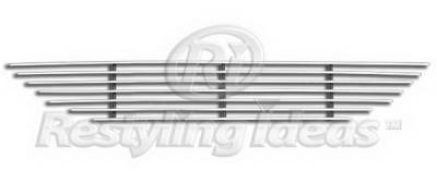 Restyling Ideas - Ford Mustang Restyling Ideas Grille Insert - 72-BG-FM9411