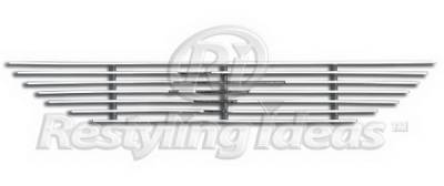 Restyling Ideas - Ford Mustang Restyling Ideas Grille Insert - 72-BG-FM9413