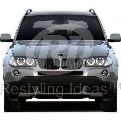 Restyling Ideas - BMW X3 Restyling Ideas Performance Grille - 72-GB-X3E8308-BB