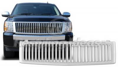 Restyling Ideas - Chevrolet Silverado Restyling Ideas Grille - 72-GC-SIL07VB