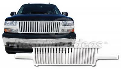 Restyling Ideas - Chevrolet Suburban Restyling Ideas Grille - 72-GC-SIL99VB