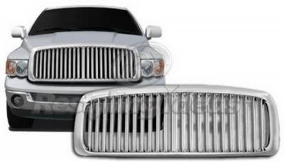 Restyling Ideas - Dodge Ram Restyling Ideas Performance Grille - 72-GD-RAM02VB