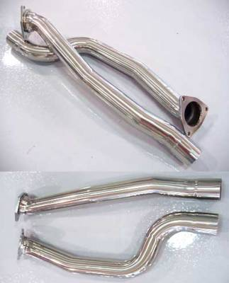 FabSpeed - Catbypass Pipes