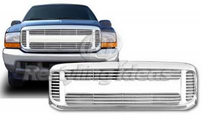 Restyling Ideas - Ford Superduty Restyling Ideas Grille - 72-GF-25099B