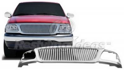 Restyling Ideas - Ford F150 Restyling Ideas Performance Grille - 72-GF-F15099VB