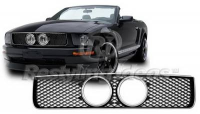 Restyling Ideas - Ford Mustang Restyling Ideas Grille - 72-GF-MUS05G-CB