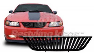 Restyling Ideas - Ford Mustang Restyling Ideas Grille - 72-GF-MUS99-BK