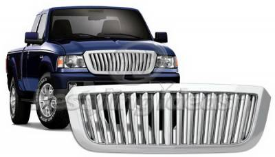 Restyling Ideas - Ford Ranger Restyling Ideas Grille - 72-GF-RNG04VB