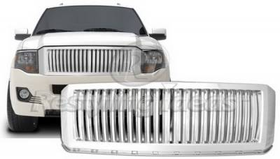 Restyling Ideas - Ford Expedition Restyling Ideas Grille - 72-GF-XPD07VB