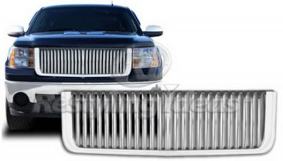Restyling Ideas - GMC Sierra Restyling Ideas Grille - 72-GG-SIE07VB