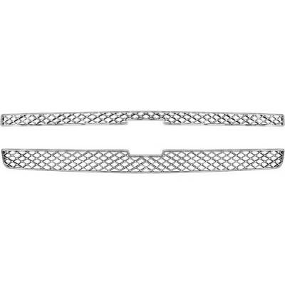 Restyling Ideas - Chevrolet Silverado Restyling Ideas Overlay Grille - 72-GI-CHSIL07-40
