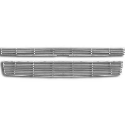 Restyling Ideas - Chevrolet Suburban Restyling Ideas Overlay Grille - 72-GI-CHSUB07-33
