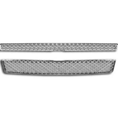 Restyling Ideas - Chevrolet Suburban Restyling Ideas Overlay Grille - 72-GI-CHSUB07-33X