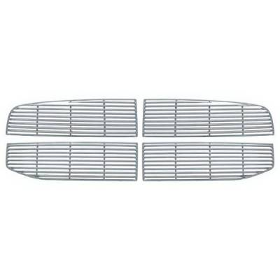 Restyling Ideas - Dodge Ram Restyling Ideas Overlay Grille - 72-GI-DORAM05-23
