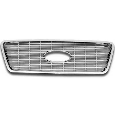 Restyling Ideas - Ford F150 Restyling Ideas Overlay Grille - 72-GI-FOF1507XLT-20
