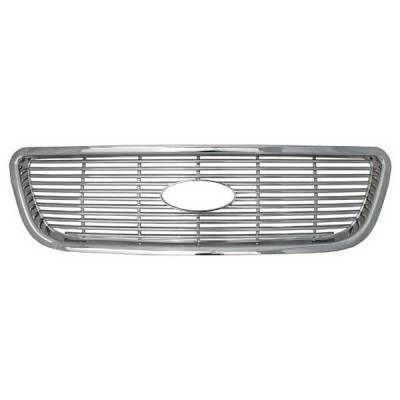 Restyling Ideas - Ford F150 Restyling Ideas Overlay Grille - 72-GI-FOF1599-08