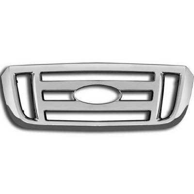 Restyling Ideas - Ford Ranger Restyling Ideas Overlay Grille - 72-GI-FORNG06-37