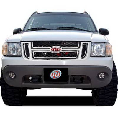 Restyling Ideas - Ford Explorer Restyling Ideas Overlay Grille - 72-GI-FOSPO01-10