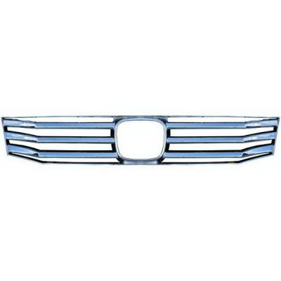 Restyling Ideas - Honda Accord 4DR Restyling Ideas Overlay Grille - 72-GI-HOACC084-53
