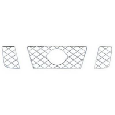 Restyling Ideas - Nissan Titan Restyling Ideas Overlay Grille - 72-GI-NITIT08-52