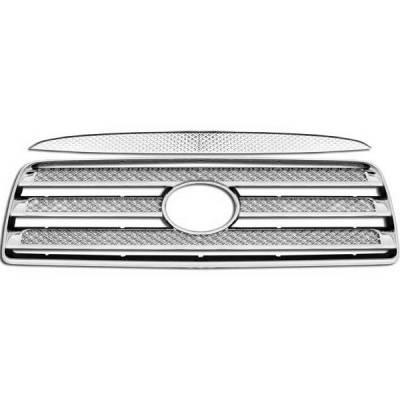 Restyling Ideas - Toyota Tundra Restyling Ideas Overlay Grille - 72-GI-TOTUN07-31