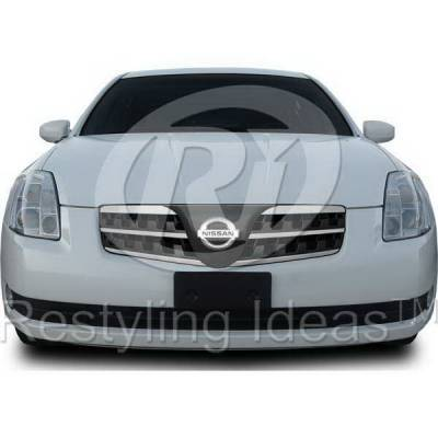 Restyling Ideas - Nissan Maxima Restyling Ideas Performance Grille - 72-GN-MAX04-CSLBK