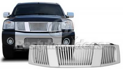 Restyling Ideas - Nissan Armada Restyling Ideas Grille - 72-GN-TIT04