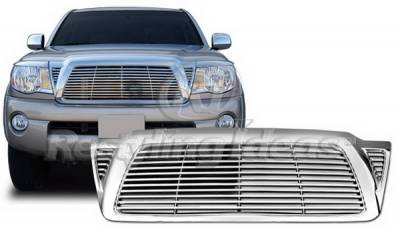 Restyling Ideas - Toyota Tacoma Restyling Ideas Grille - 72-GT-TAC05BL