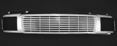 Restyling Ideas - Chevrolet Blazer Restyling Ideas Performance Grille - 72-PC-BLA95BL