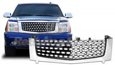 Restyling Ideas - Cadillac Escalade Restyling Ideas Grille - 72-PC-ESC02DN