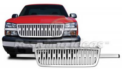 Restyling Ideas - Chevrolet Silverado Restyling Ideas Classic Grille - 72-PC-SIL06VB2