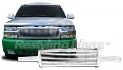 Restyling Ideas - Chevrolet Tahoe Restyling Ideas Grille - 72-PC-SIL99WB