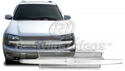 Restyling Ideas - Chevrolet Trail Blazer Restyling Ideas Grille - 72-PC-TRA02OE