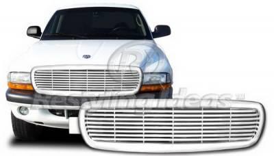 Restyling Ideas - Dodge Durango Restyling Ideas Grille - 72-PD-DAK97BL