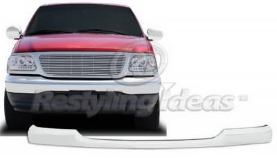 Restyling Ideas - Ford Expedition Restyling Ideas Grille - Upper Pad - 72-PFB-F1599UP