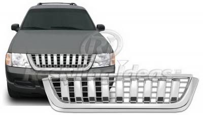 Restyling Ideas - Ford Explorer Restyling Ideas Grille - 72-PF-EXP02RA