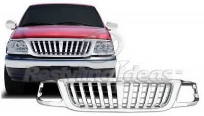 Restyling Ideas - Ford Expedition Restyling Ideas Performance Grille - 72-PF-F1599RA