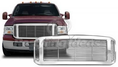 Restyling Ideas - Ford Superduty Restyling Ideas Grille - 72-PF-F2505BL