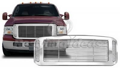 Restyling Ideas - Ford Superduty Restyling Ideas Grille - 72-PF-F2505BL-LED