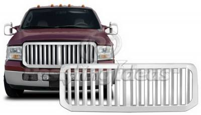 Restyling Ideas - Ford Superduty Restyling Ideas Grille - 72-PF-F2505VB