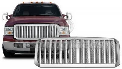 Restyling Ideas - Ford Superduty Restyling Ideas Grille - 72-PF-F2505VB-ME