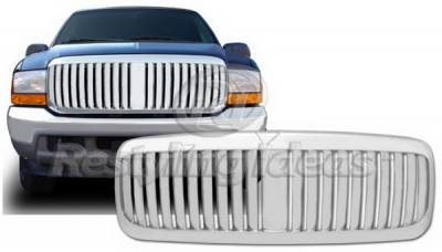 Restyling Ideas - Ford Superduty Restyling Ideas Grille - 72-PF-F2599VB