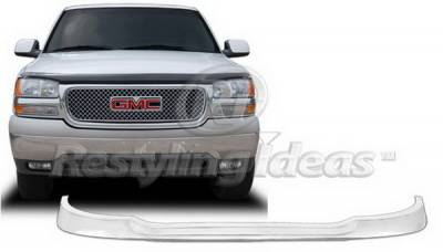 Restyling Ideas - GMC Sierra Restyling Ideas Grille - Upper Pad - 72-PGB-SIE99UP