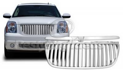 Restyling Ideas - GMC Yukon Restyling Ideas Performance Grille - 72-PG-YUK07VB