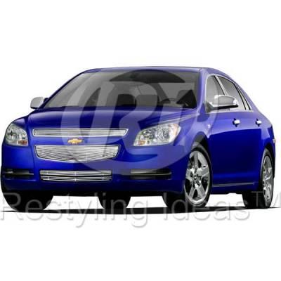 Restyling Ideas - Chevrolet Malibu Restyling Ideas Billet Grille - 72-SB-CHMAL08-TB