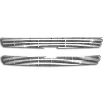 Restyling Ideas - Chevrolet Suburban Restyling Ideas Overlay Grille Insert - 72-SB-CHSUB00-T