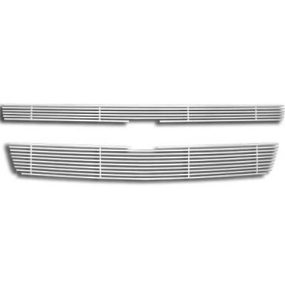 Restyling Ideas - Chevrolet Suburban Restyling Ideas Grille Insert - 72-SB-CHSUB07-T
