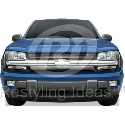 Restyling Ideas - Chevrolet Trail Blazer Restyling Ideas Billet Grille - 72-SB-CHTRA02-T